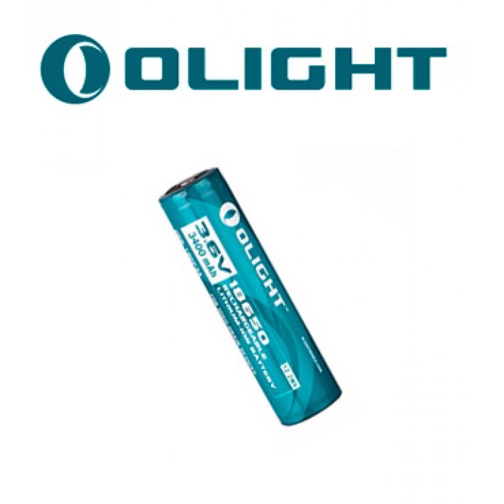 Batería recargable Olight 18650 2.600 mAh 3.7V
