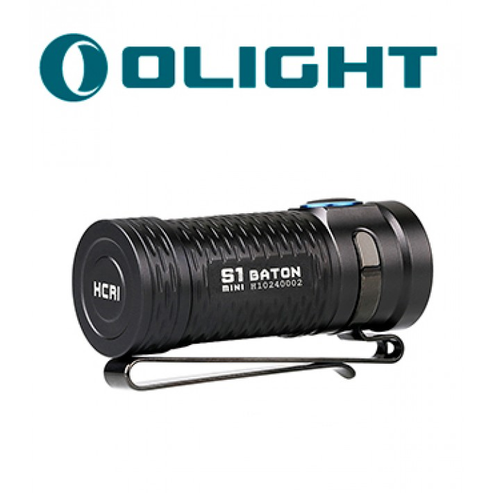 Linterna Olight S1 mini Baton HCRI