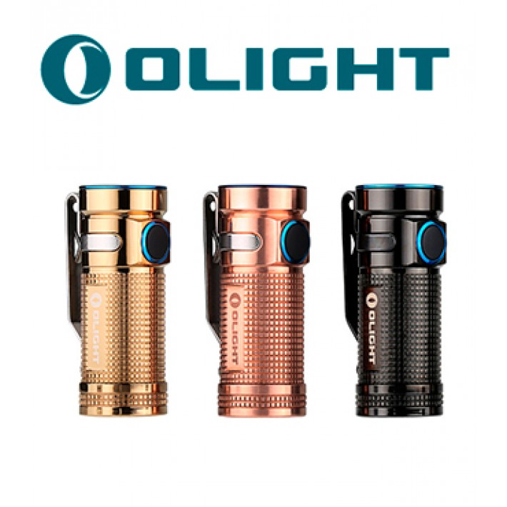 Linterna Olight S mini Baton CU