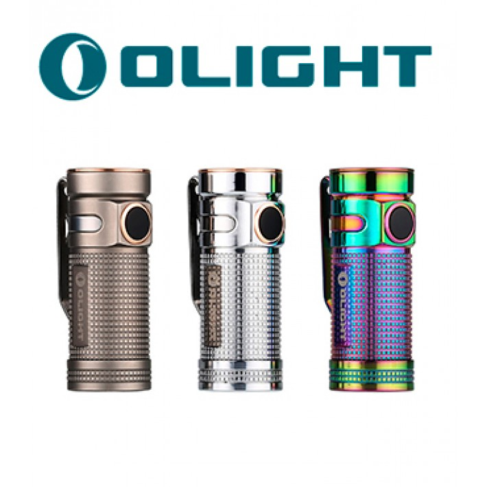 Linterna Olight S mini Baton TI