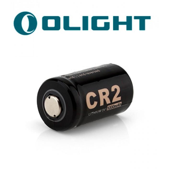 Batería de litio Olight CR2 telémetros