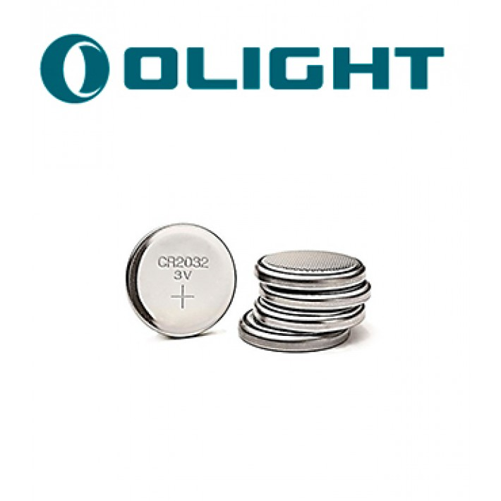 Batería de litio Olight CR2032 para visores