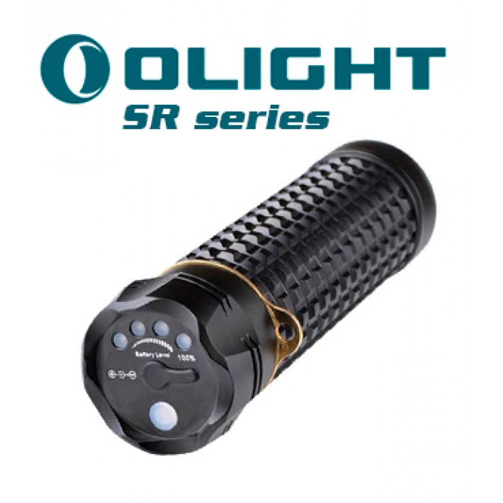 Batería recargable de litio Olight SR Series