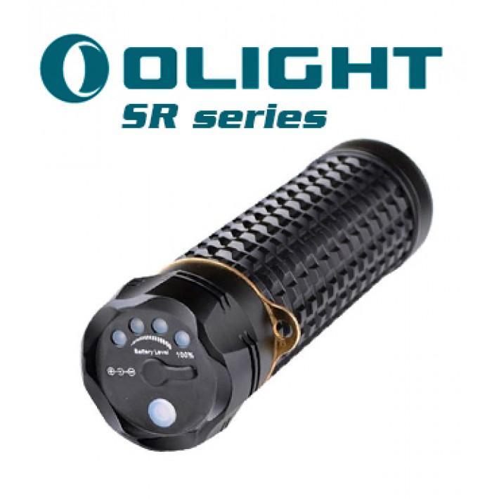 Batería recargable de litio Olight SR Series