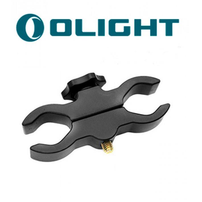 Pinza cañón/visor Olight aluminio