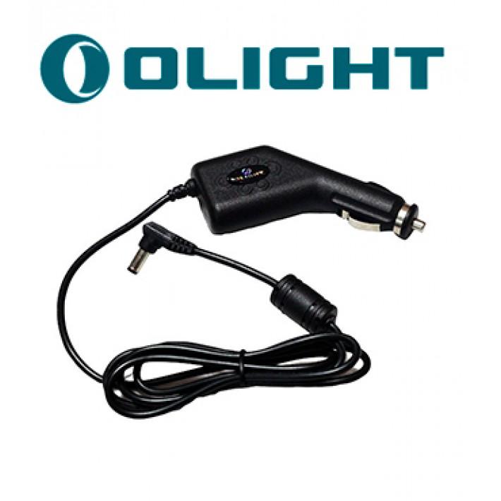Cargador Olight para coche de linternas SR90, SR91, SR92, SR95 y SR96