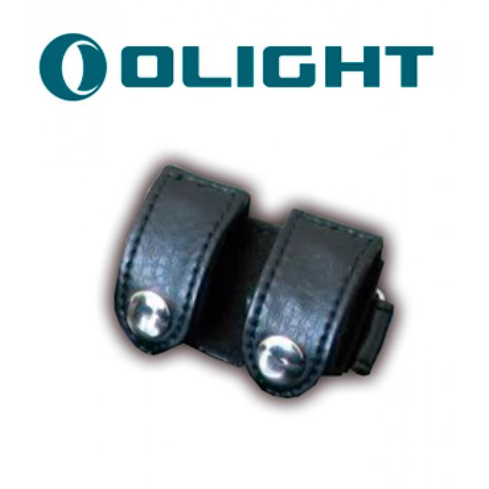 Funda de piel Olight para M30 Triton