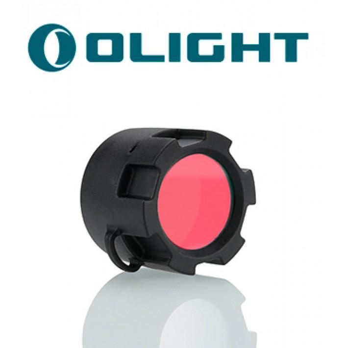 Filtro rojo Olight T20, T25, S30R