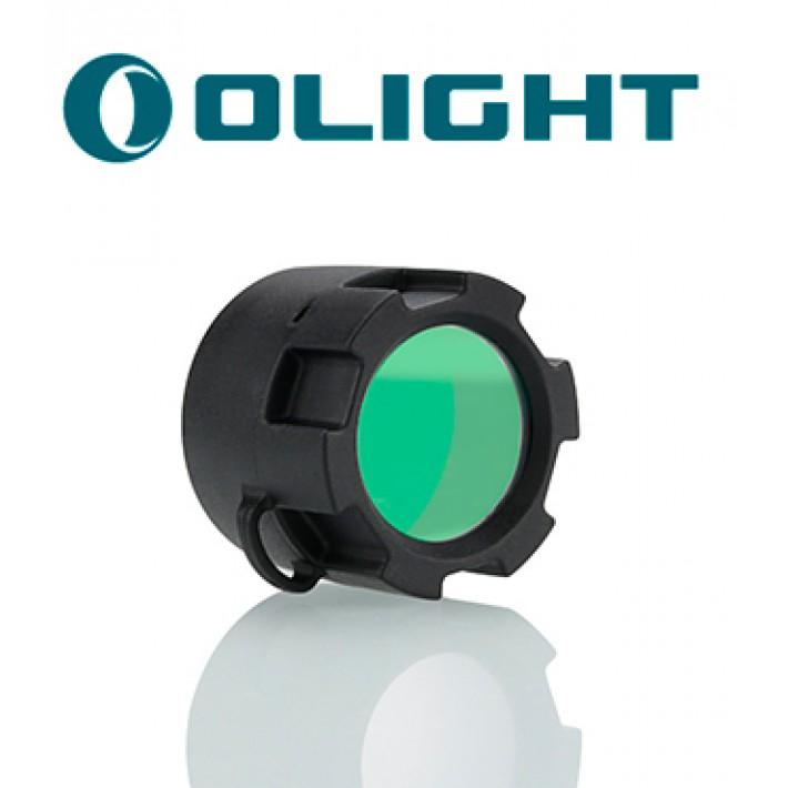 Filtro verde Olight T20, T25, S30R
