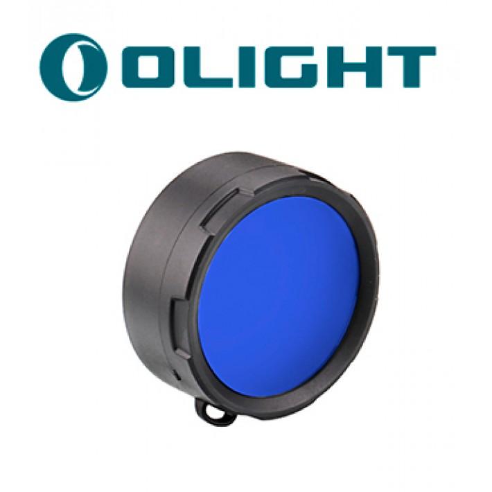 Filtro azul Olight M3X, M2X, SR50-52