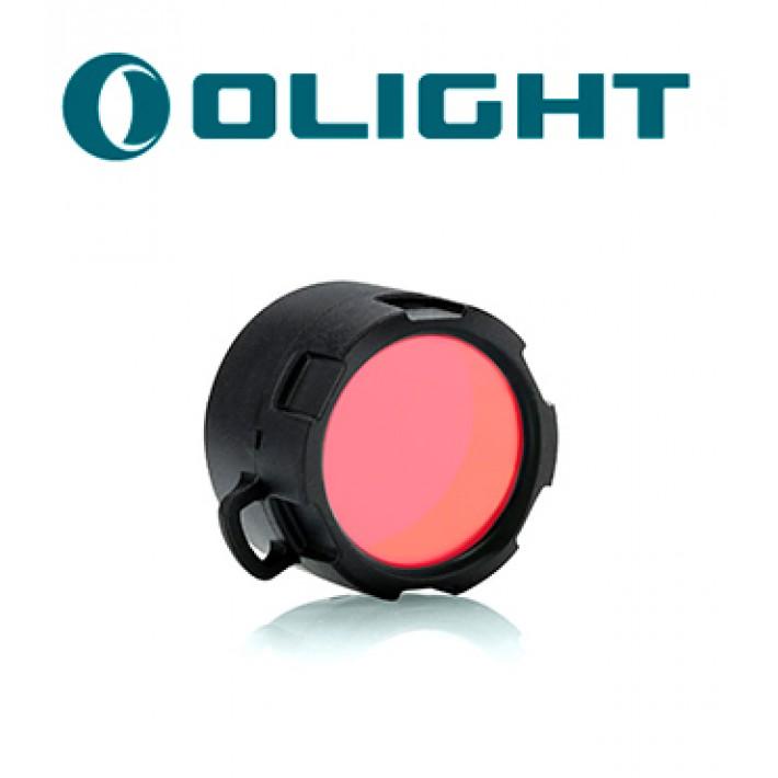 Filtro rojo Olight M20