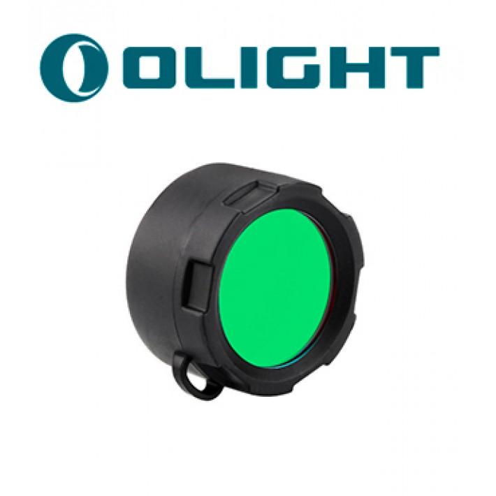 Filtro verde Olight M21, M23