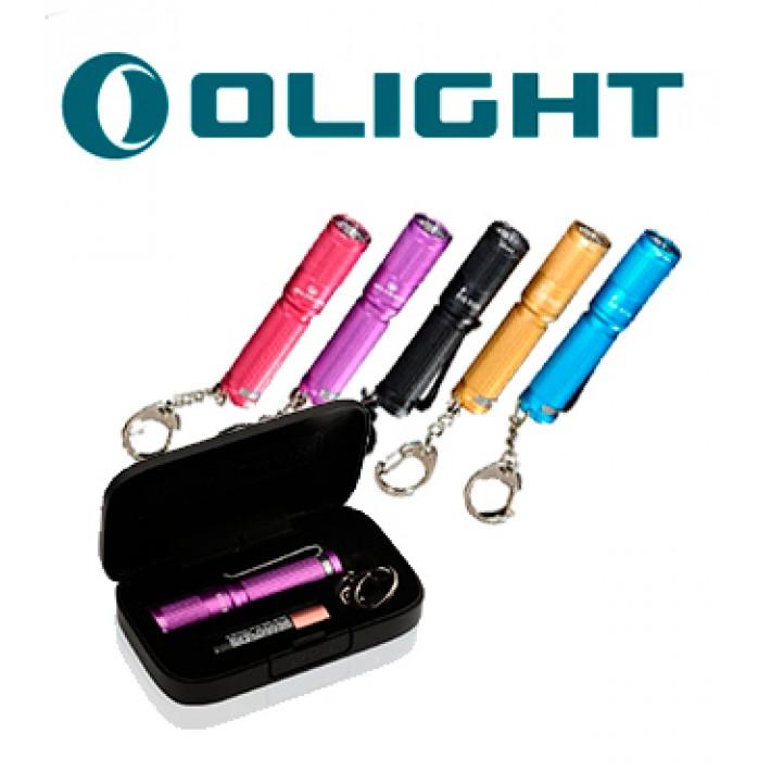 Linterna Olight i3S caja regalo