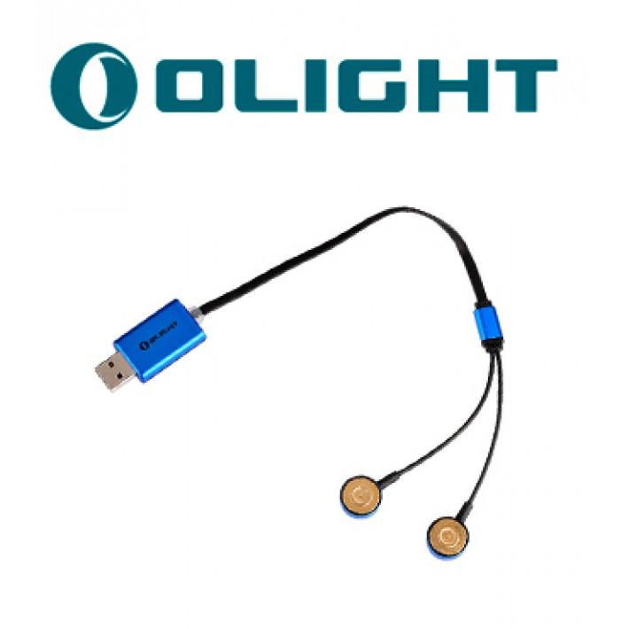 Cargador universal Olight UC magnético USB