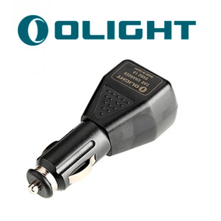 Cargador USB Olight para coche