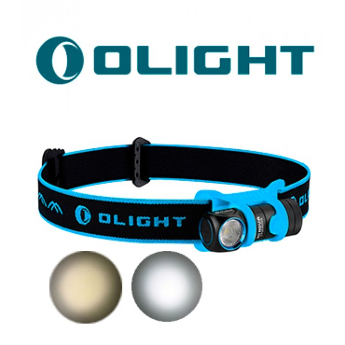 Linterna frontal Olight H1 Nova