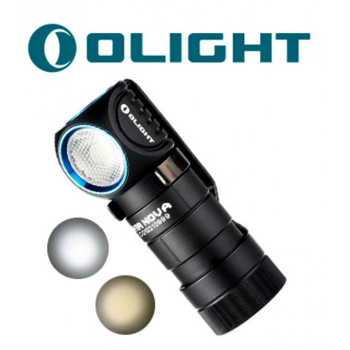 Linterna frontal Olight H1R Nova