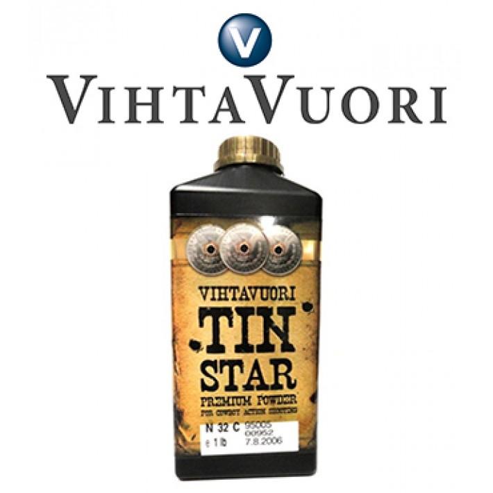 Pólvora Vihtavuori Tin Star N32C - 0.5 kg
