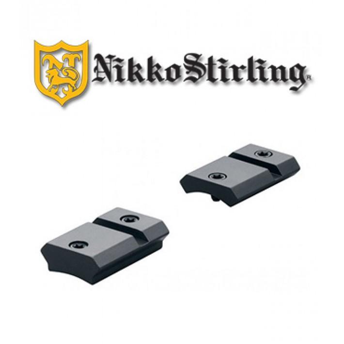 Par de bases Nikko Stirling para Howa / Remington 700