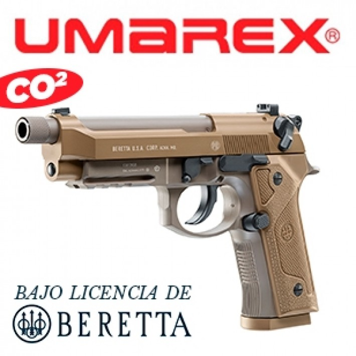 Pistola CO2 Beretta M9A3