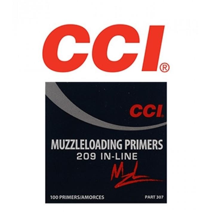 Pistones CCI 209 de avancarga