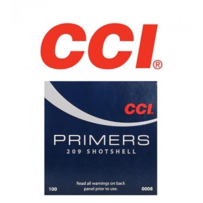 Pistones CCI 209 de escopeta