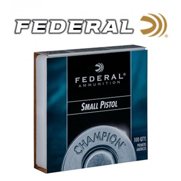 Pistones Federal Champion Small Pistol