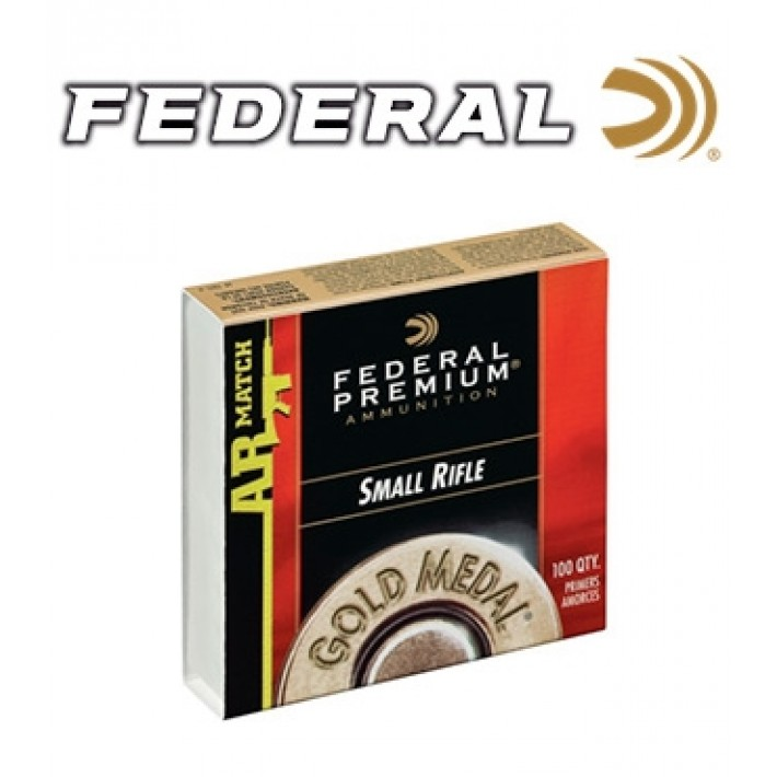 Pistones Federal Gold Medal AR Small Rifle