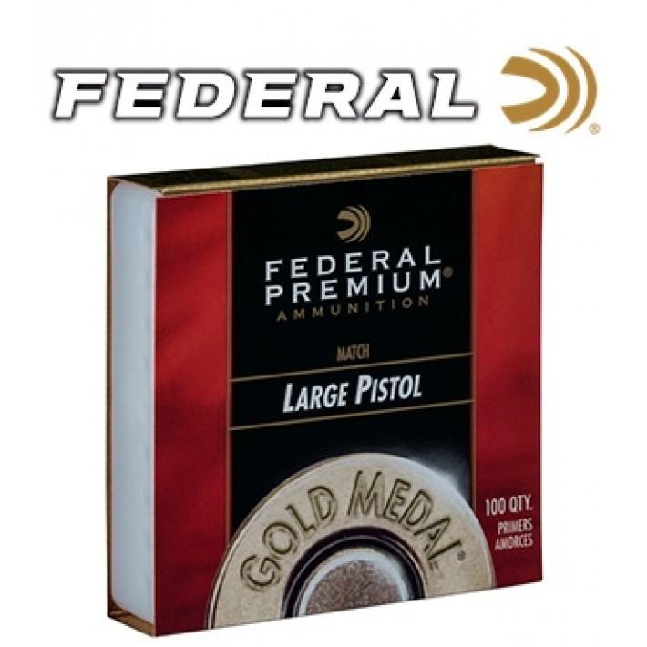 Pistones Federal Gold Medal Large Pistol