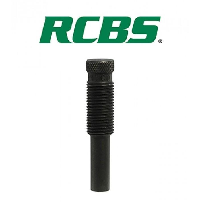 "Posicionador de punta RCBS Seater Plug para puntas Black Powder Silhouette .45"" - 500 gr"