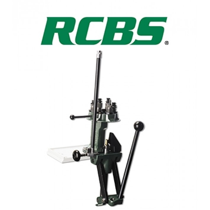 Prensa progresiva RCBS Pro Chucker 5