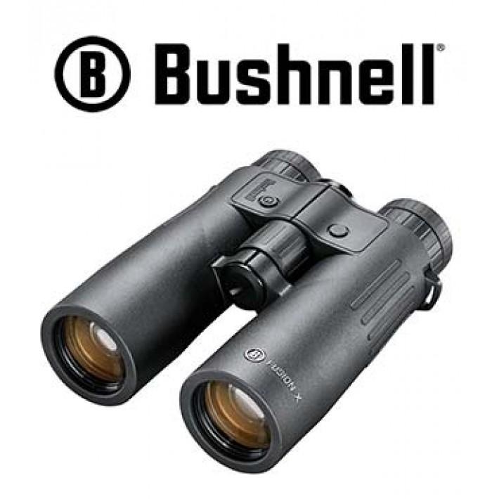 Prismáticos con telémetro Bushnell Fusion X 10x42