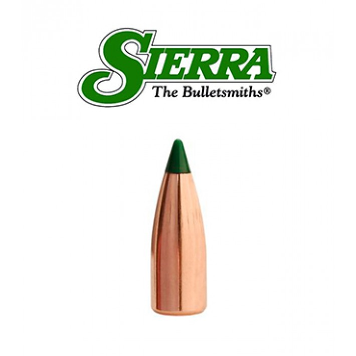 Puntas Sierra BlitzKing calibre .243 (6mm) - 55 grains