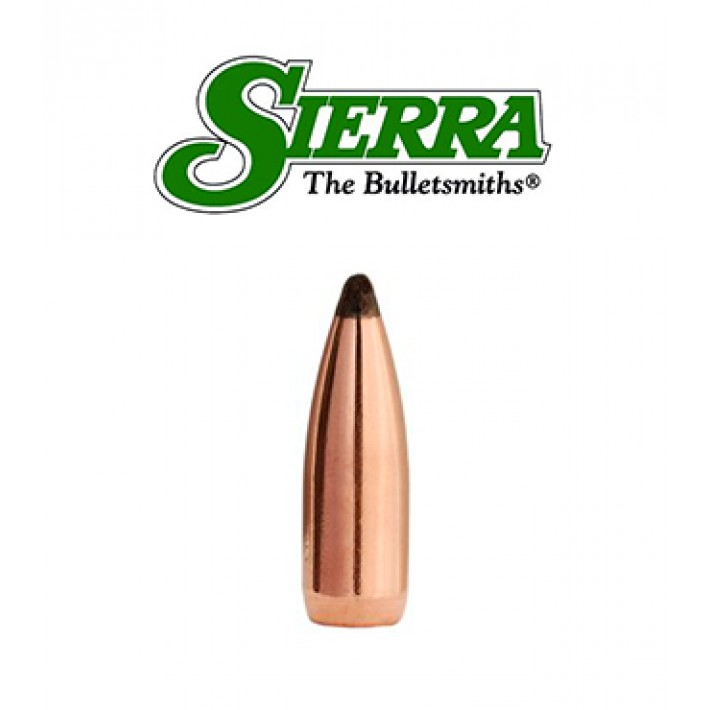 Puntas Sierra GameKing SBT calibre .224 - 55 grains