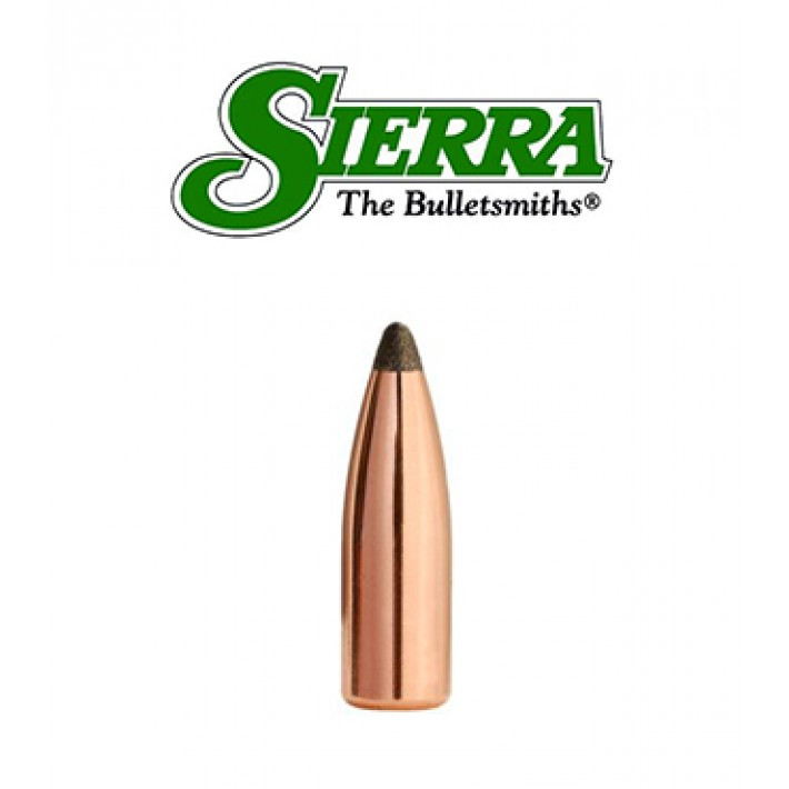 Puntas Sierra Pro-Hunter SPT calibre .277 (6.8mm) - 110 grains