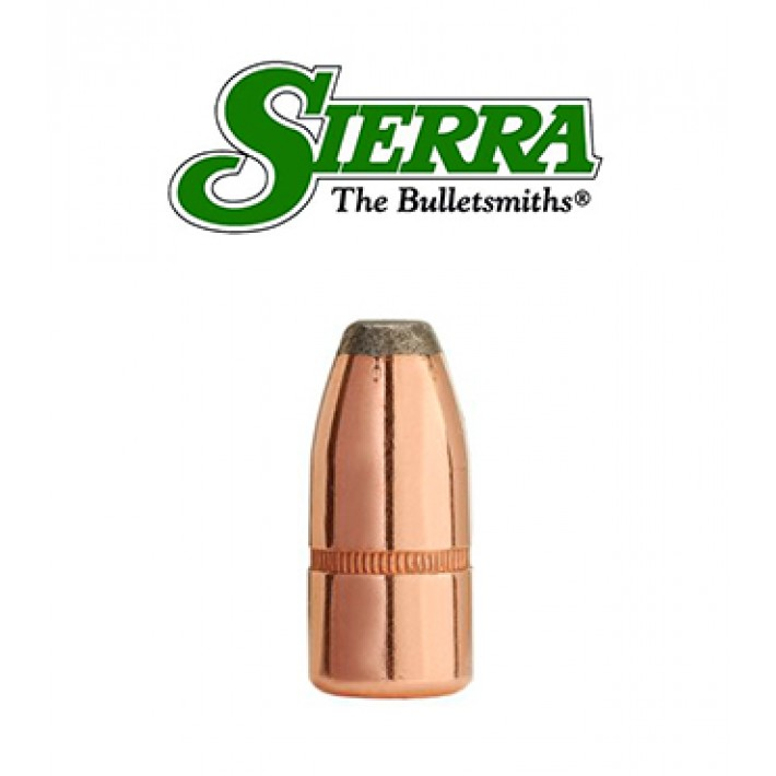 Puntas Sierra Pro-Hunter FN calibre .375 - 200 grains con canal de crimpado