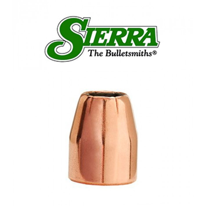Puntas Sierra Sports Master JHP calibre 10mm (.400) - 135 grains