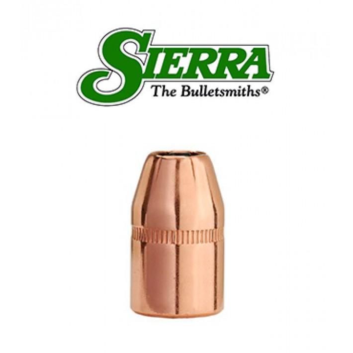 Puntas Sierra Sports Master JHP calibre .38 (.357) - 140 grains con canal de crimpado