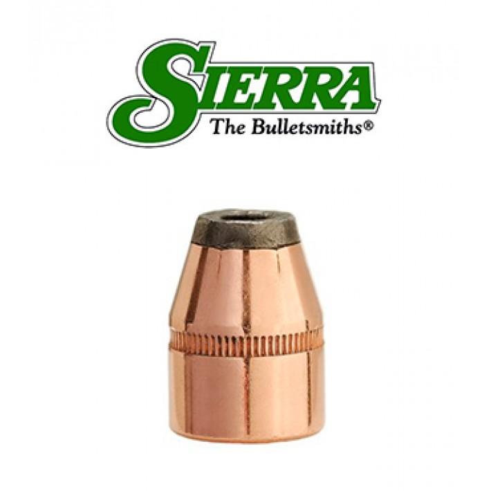 Puntas Sierra Sports Master JHC calibre .44 (.429) - 180 grains con canal de crimpado
