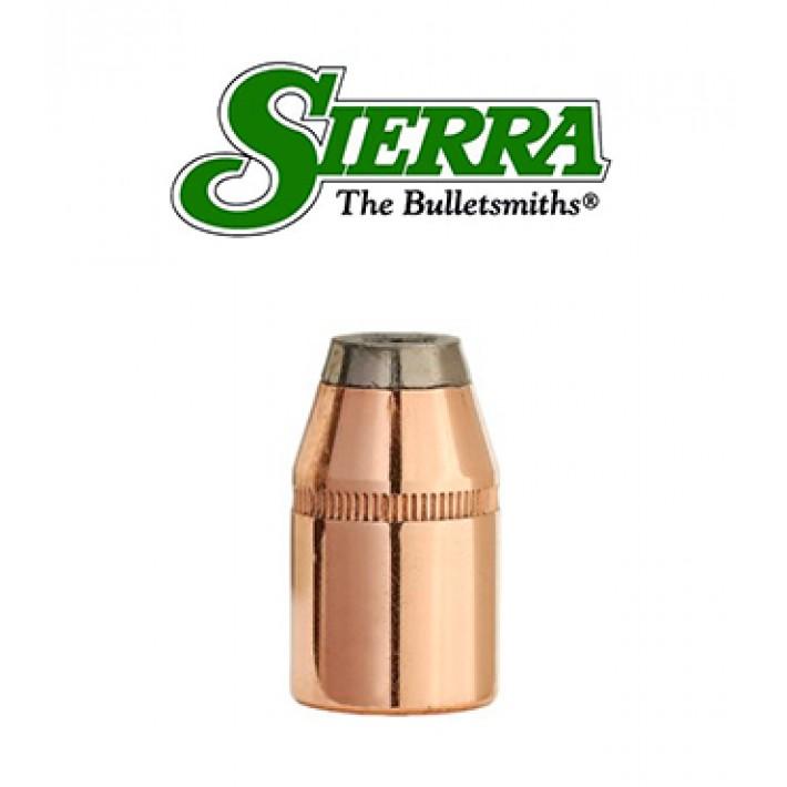 Puntas Sierra Sports Master JHC calibre .44 (.429) - 240 grains con canal de crimpado