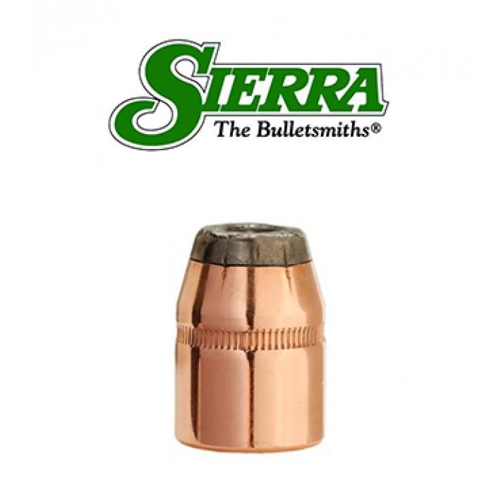 Puntas Sierra Sports Master JHC calibre .45 (.451) - 240 grains con canal de crimpado