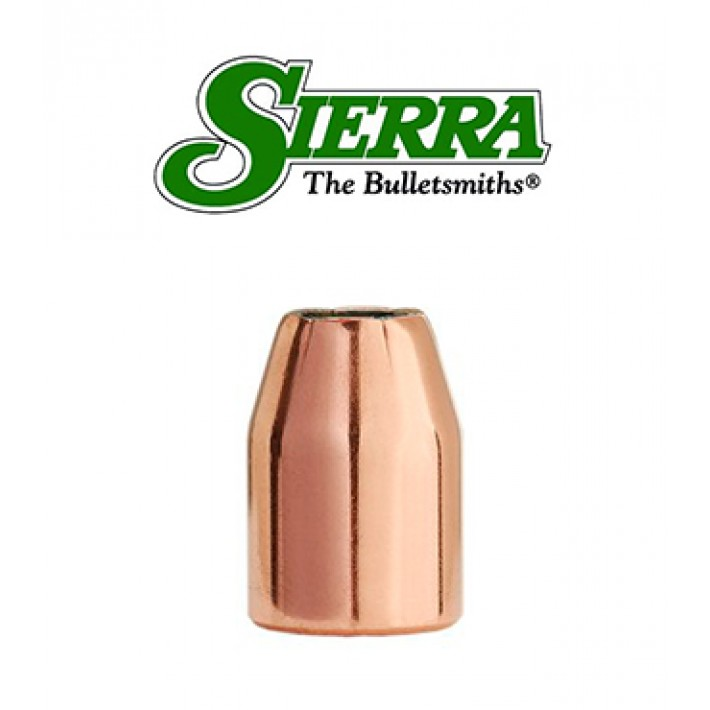 Puntas Sierra Sports Master JHP calibre 9mm (.355) - 115 grains