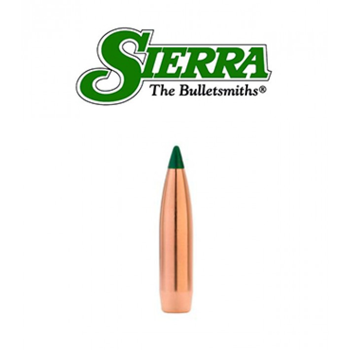 Puntas Sierra Tipped MatchKing calibre .224 - 77 grains