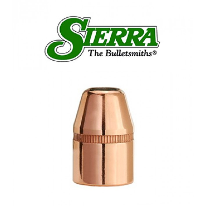 Puntas Sierra Tournament Master FPJ Match calibre .44 (.429) - 220 grains con canal de crimpado