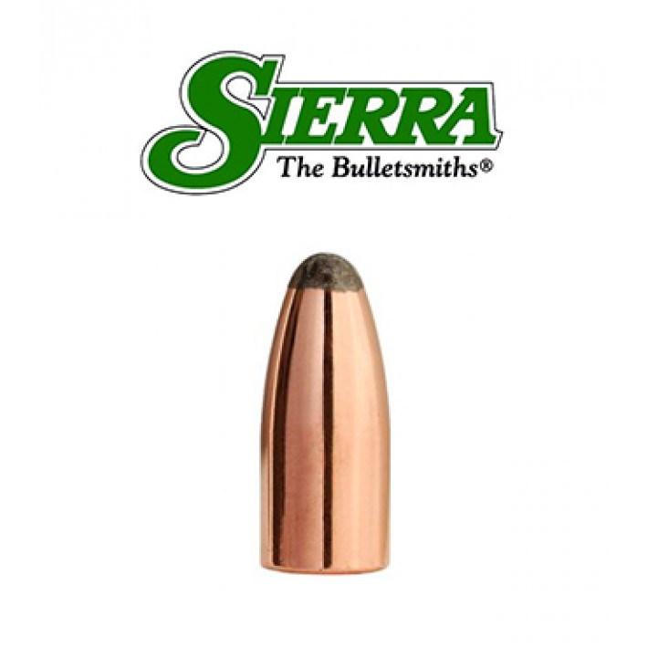 Puntas Sierra Varminter SP calibre .223 - 45 grains (.22 Hornet)