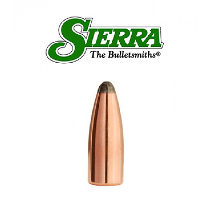 Puntas Sierra Varminter SMP calibre .224 - 50 grains