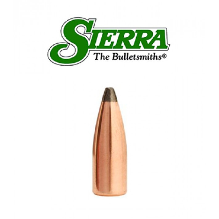 Puntas Sierra Varminter SP calibre .224 - 50 grains