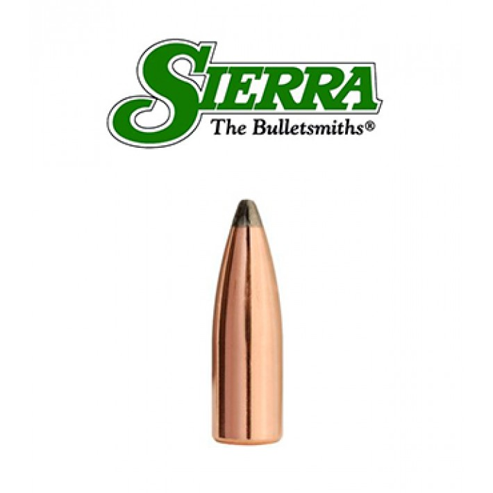 Puntas Sierra Varminter SP calibre .25 (.257) - 87 grains