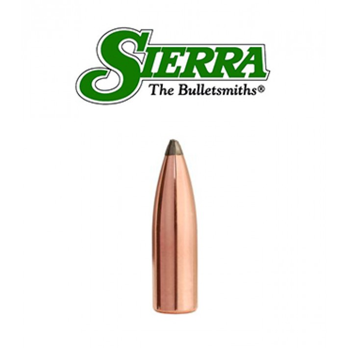 Puntas Sierra Varminter SP calibre .243 (6mm) - 85 grains