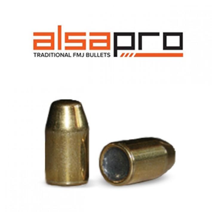 Puntas Alsa Pro FMJ .38 (.357) - 158 gr 500 unidades